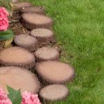 Koristeelliset elementit puutarhan koristelemiseen