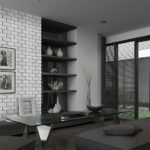 Gypsum Brick Tiles for Interior