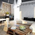 Decorative elements Wood